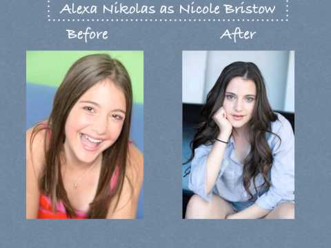Zoey 101 Cast Before And After 2014