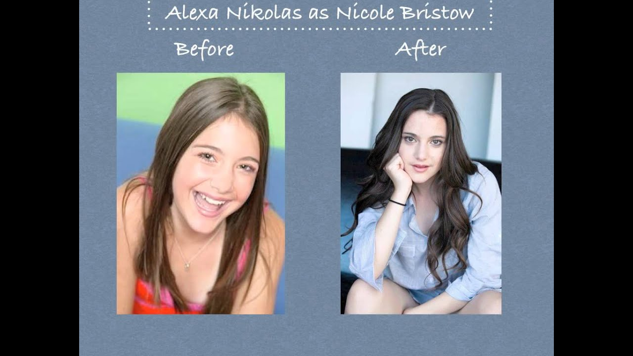Zoey From Zoey 101 2013 Zoey 101 - Before  amp After