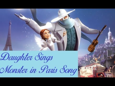 A Monster In Paris Song video