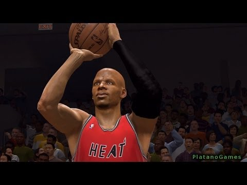 NBA Live 14 East Finals - Miami Heat vs Indiana Pacers - Game 5 - Halftime Highlights - HD
