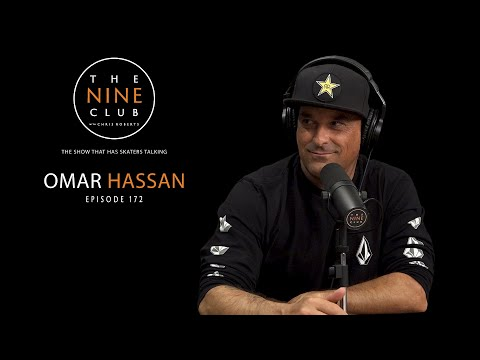 Omar Hassan | The Nine Club With Chris Roberts - Episode 172