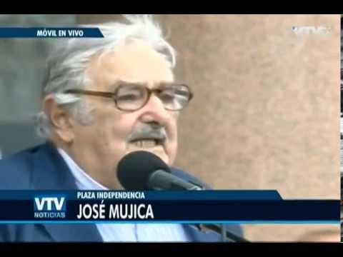 """Emotivo Discurso de despedida de José """"Pepe"""" Mujica (27 de Febrero 2015)"""