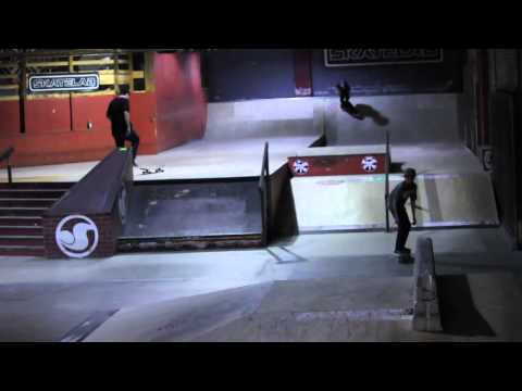 Alex Midler 2012 Skatelab Part in HD