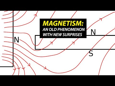 Magnetism: An Old Phenomenon with New Surprises