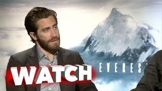 Everest Exclusive Featurette with Jake Gyllenhaal, Sam Worthington and More!
