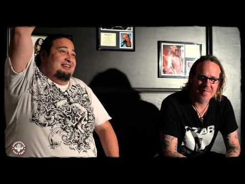 Affliction  Rock Star Stories  The Bat with Fear Factory