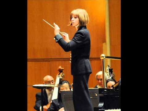 WNED interviews BPO conductor JoAnn Falletta on Mahler's 3rd Symphony