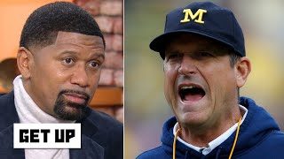 Jalen Rose admits Michigan football is not on Ohio State's level | Get Up