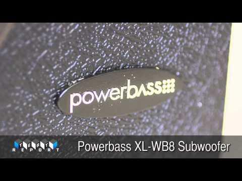Powerbass XL-WB8 Subwoofer