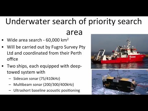 Curtin Singapore - Curtin University help search for Flight MH370