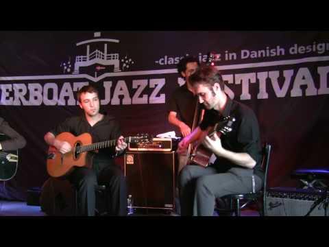 ArtTalentsCom : Biel Ballester Trio&Gustav Lundgreen - Honeysuckle Rose