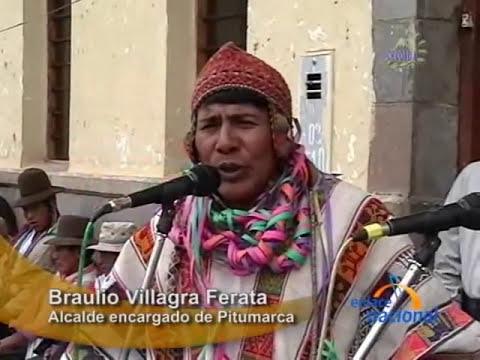 Sicuani: Premian con productos de primera necesidad en concurso de danzas autóctonas