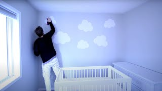 DIY NURSERY MAKEOVER! (The Honey-Do List Ep. 4)