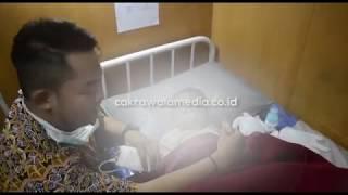 Kritis, Bayi Dianiaya Orang Terdekat di Tasikmalaya