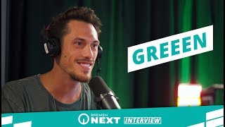 GReeeN singt INTERSTELLAR LIVE bei uns im Radio + Interview