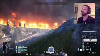Battlefield 5 - Firestorm Top 10 In The World Squad Wins  (#269)