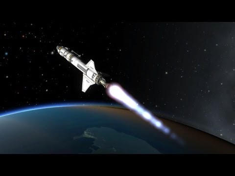 Kerbal Space Program - Simulator - Preview