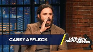 Casey Affleck Doesn