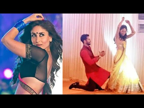 Mira Rajput Dances on Kareena Kapoor Song at her Sangeet Ceromony