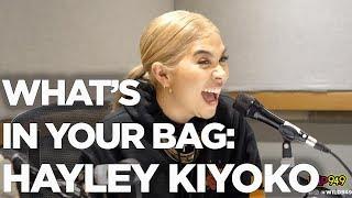 Download Lagu Hayley Kiyoko   Whats in Your Bag + What's Coming Gratis STAFABAND