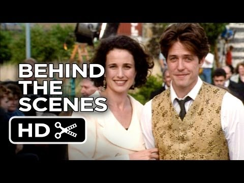 Four Weddings and a Funeral Behind The Scenes - Teasers (1994) - Hugh Grant HD