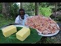 15 KG Butter CHICKEN Recipe prepared by my Daddy ARUMUGAM  Village food factory