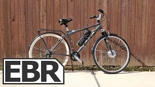 Clean Republic Hill Topper Electric Bike Conversion Kit Review