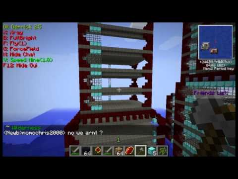 McSecretGriefers - Stealing the CO-Owner Minecraft Griefing