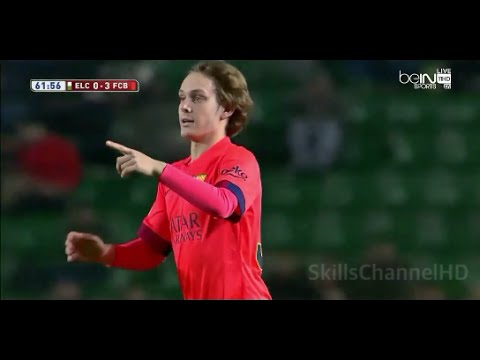 Alen Halilovic ● First officiall debut ● vs Elche