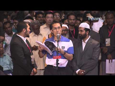 DR ZAKIR NAIK - ISLAM'S VIEW ON TERRORISM AND JIHAAD | FULL QUESTION & ANSWER SESSION (MALAYSIA)