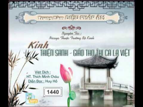 Kinh Thiện Sanh Thi Ca La Việt