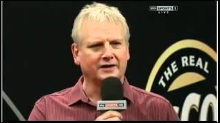 Jocky Wilson Tribute | McCoy's Premier League Darts Week 8 2012