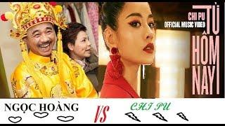 Táo Quân 2018 | Ngọc Hoàng VS Chi pu | Gặp Nhau Cuối Năm 2018