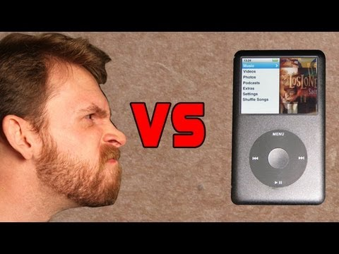 iPod Classic 160GB Unboxing - Black (HD)