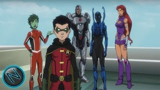 Justice League Vs Teen Titans Movie Review + Where To Watch Online