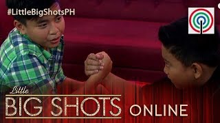 Little Big Shots Philippines Online: Strong Kid Brix
