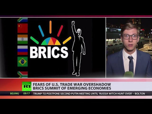 Building with BRICS: Members encouraged to work more closely in wake of trade wars