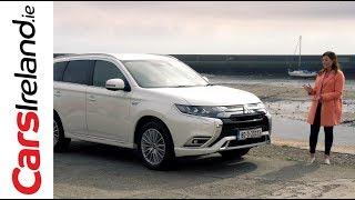 Mitsubishi Outlander PHEV Review   CarsIreland.ie
