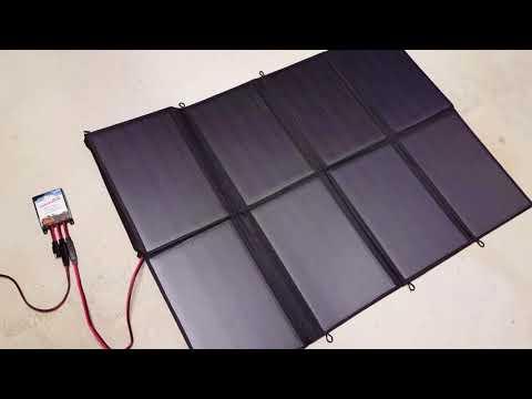 Ridge Ryder Solar Blanket 100 Watt Review