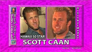 Scott Caan Hawaii 50 Star Looks the Part @ Madeo H2758