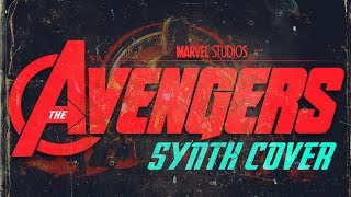 Avengers // Main Theme [Synthwave Cover]
