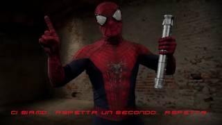 SPIDERMAN vs DARTH MAUL (Sub ita) - Super Power Beat Down