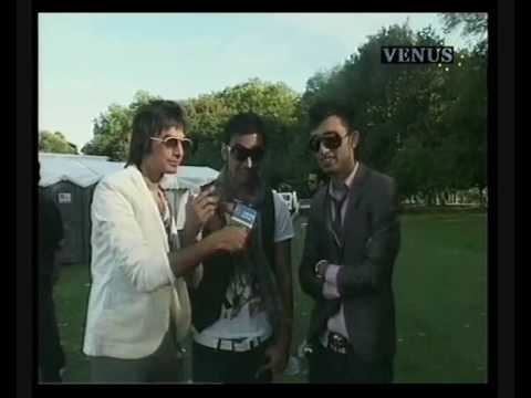 Outlandish ( Waqas) Funniest Interview Ever in London Mela 2009