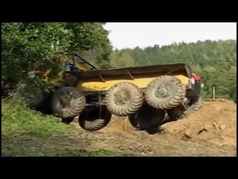 Awesome Off Road Truck Video