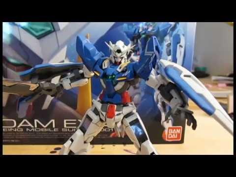 Kokujin Reviews 22 - RG Gundam Exia