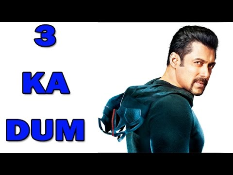 Salman Khan to handle 3 projects together! | Bollywood News