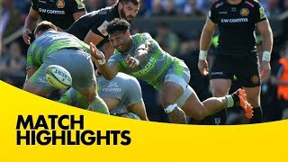 Exeter Chiefs v Newcastle Falcons - Aviva Premiership Rugby Semi Final 2017-18