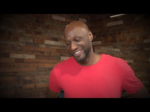 Why Lamar Odom Doesn't Need 'DWTS' Tips from Rob and Kim Kardashian (Exclusive)