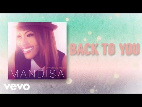 Mandisa - Back To You (Lyric Video)