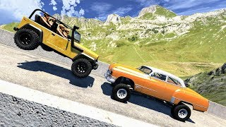 Funny Moments & Fails #2 - BeamNG Drive Crashes
